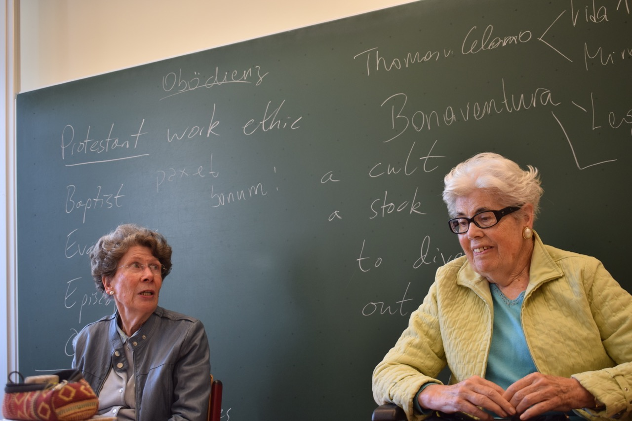 Professorinnen der anderen Art